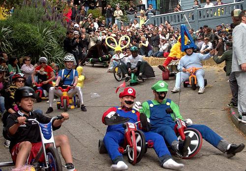 BYOBW, uno de los deportes más extraños y divertidos del mundo