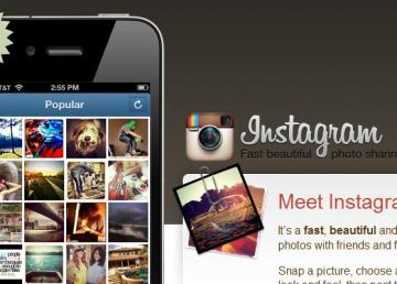 4 alternativas a Instagram en Blackberry