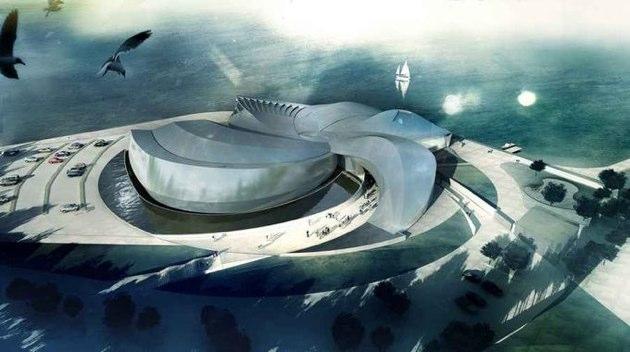 Copenhague tendrá el mejor acuario del mundo en 2013 1