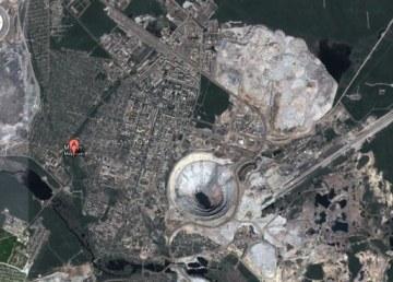 La Mina Mir, el más espectacular agujero excavado por el hombre