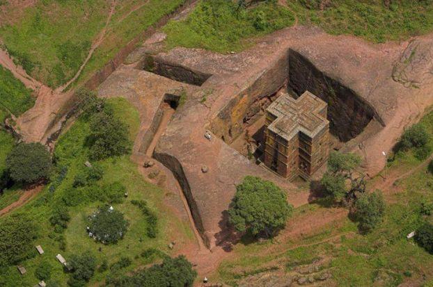 Los templos de Lalibela