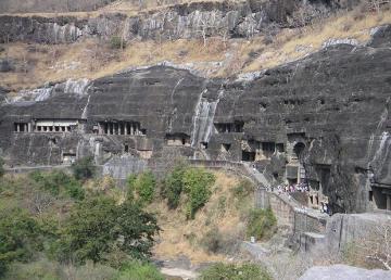 Las Cuevas de Ajanta