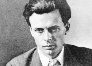 Aldous Huxley, un mundo infeliz