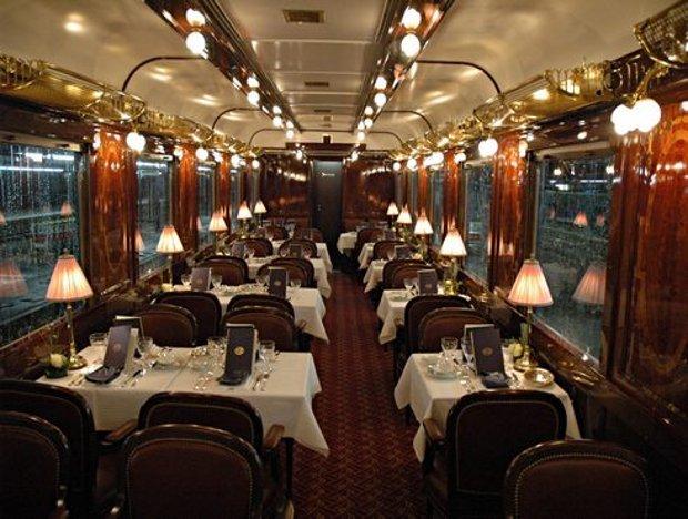 El legendario Orient Express