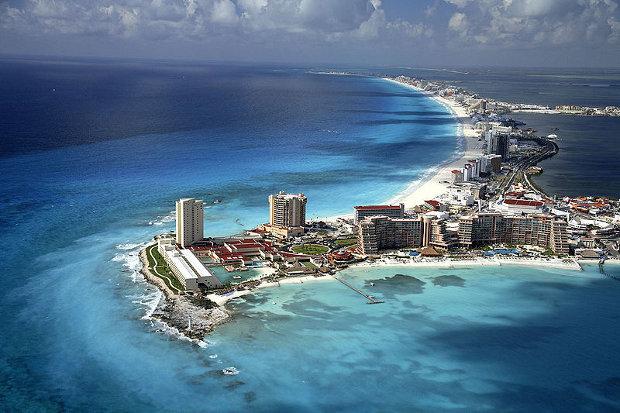 Veranear en Cancún