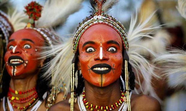 Gerewol, el singular concurso de belleza de los bororo
