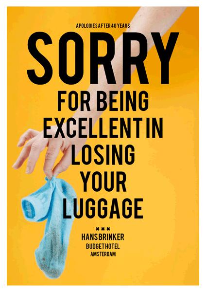 1 luggage