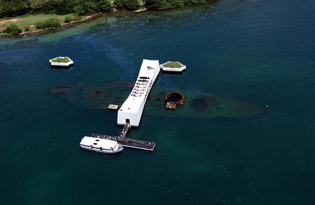 U.S.S Arizona Memorial, el recuerdo de Pearl Harbor 1