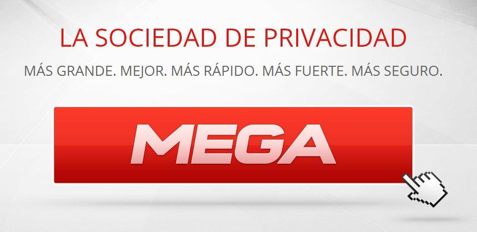 MEGA, el sucesor de Megaupload ha llegado
