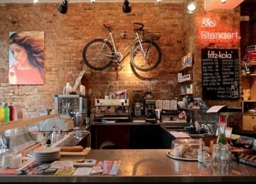 Cycle Café, cafetería y tienda de bicicletas todo en uno