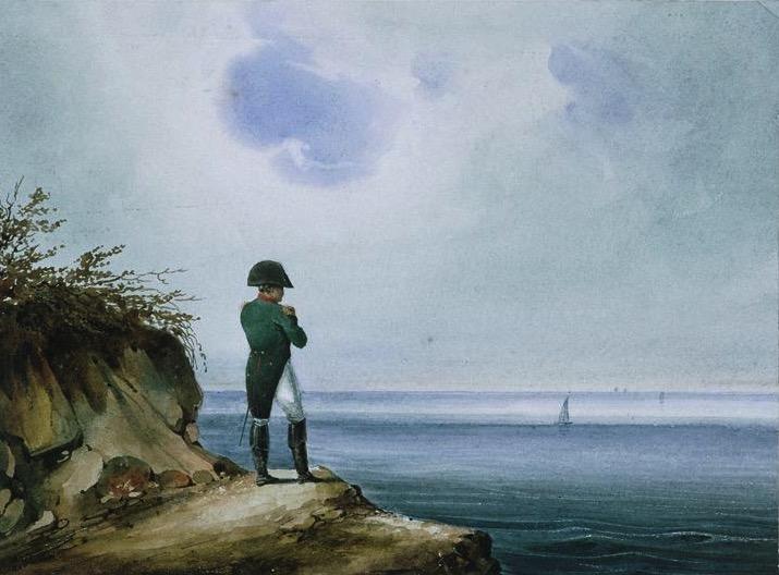 El plan para rescatar a Napoleón de Santa Helena en submarino