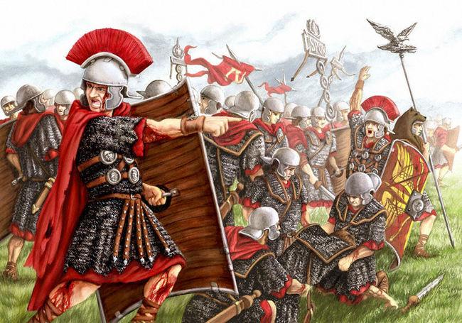 El misterio de la IX Legión Hispana desaparecida