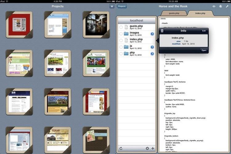 4 aplicaciones para programar en el iPad