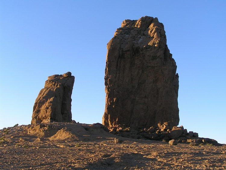 El Roque Nublo ¿a pie o en teleférico?