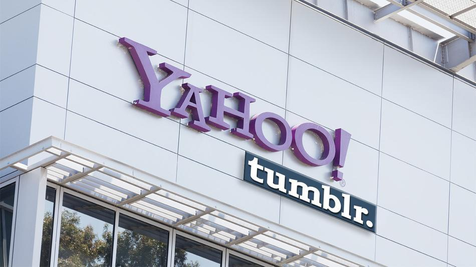Yahoo comprando Tumblr