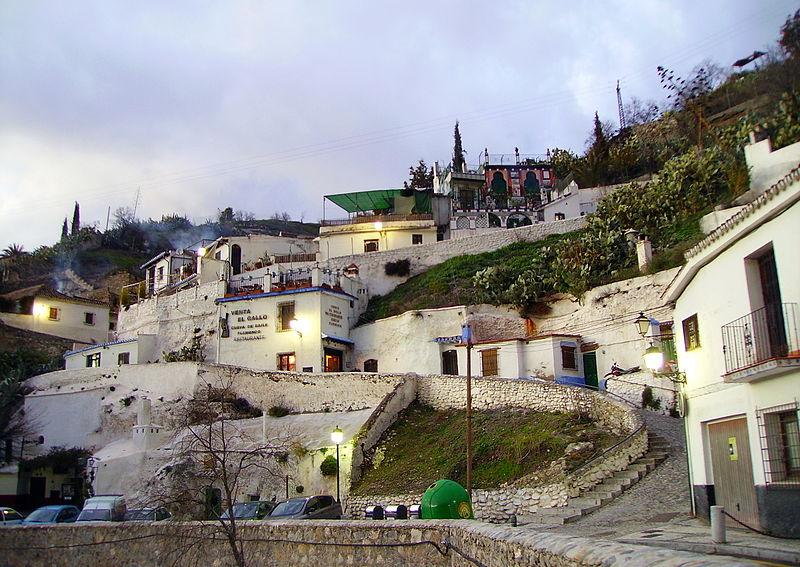 El Sacromonte granadino: catacumbas, tesoros y leyendas
