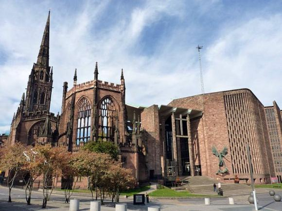 Catedral Saint Michael Coventry