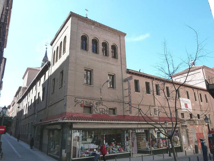Las estrambóticas historias del madrileño convento de San Plácido