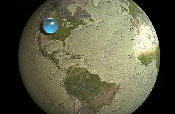 Planeta Tierra, planeta Agua