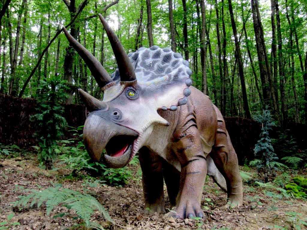 Xploria, el nuevo parque prehistórico francés