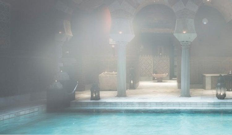Un auténtico hammam en Marrakech