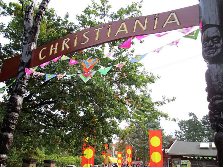 Christiania, una isla en la Unión Europea