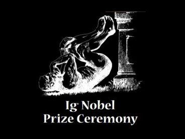 Premios Ig Nobel, la alternativa divertida a los Nobel