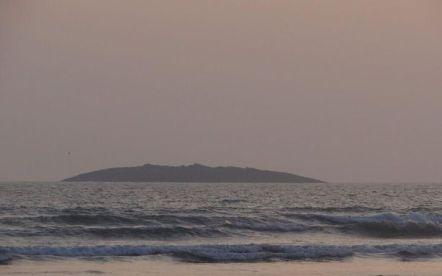 El terremoto de Pakistan crea una nueva isla