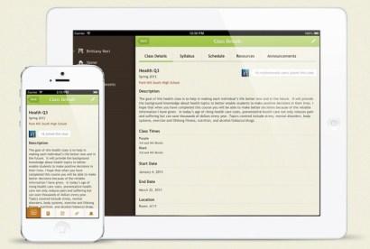 Gestiona las clases y comparte materiales con los alumnos con Teachers.io