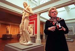 Pánico en los Museos