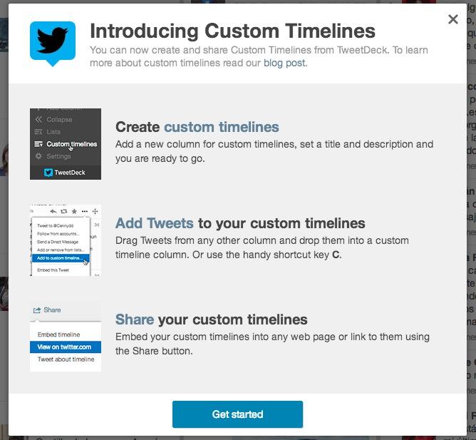 Twitter presenta las Timelines Personalizadas 3