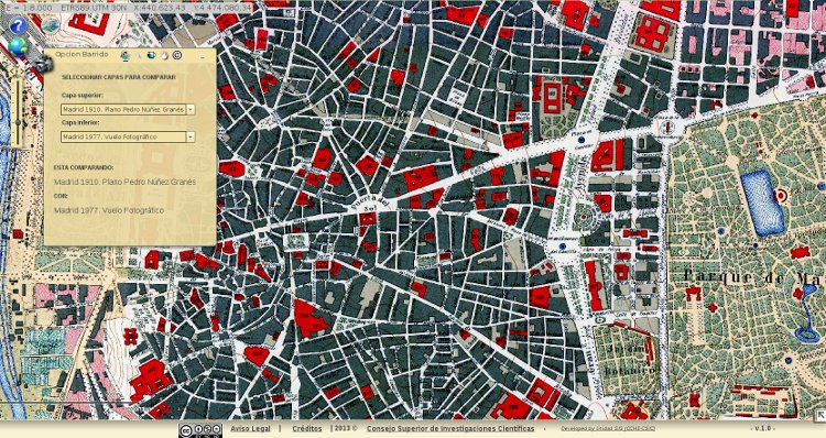 HISDI-MAD un mapa digital histórico de Madrid