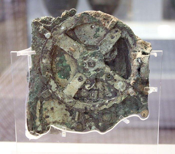 Mecanismo Anticitera primer ordenador inventaron griegos 2