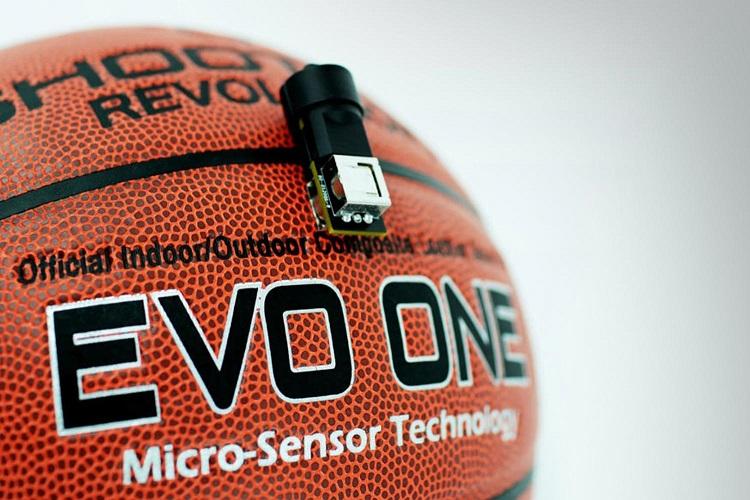 EVO One, el balón que te permitirá lanzar como los jugadores de la NBA