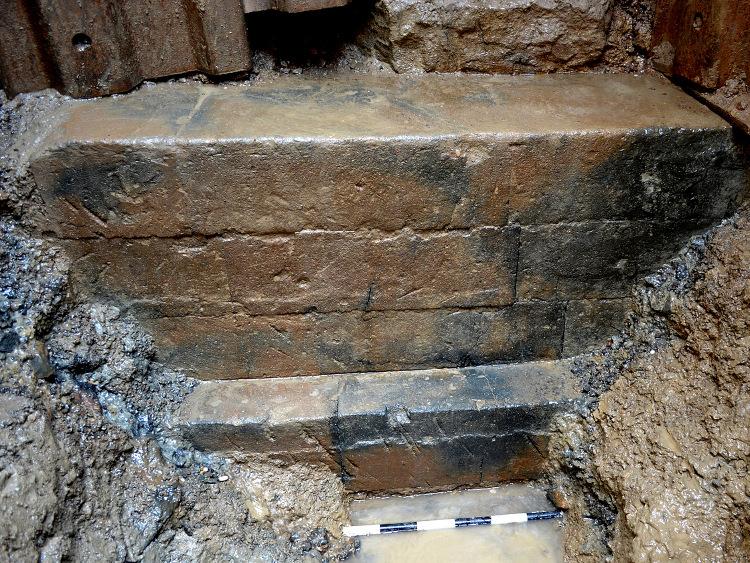Encuentran el templo más antiguo de Roma