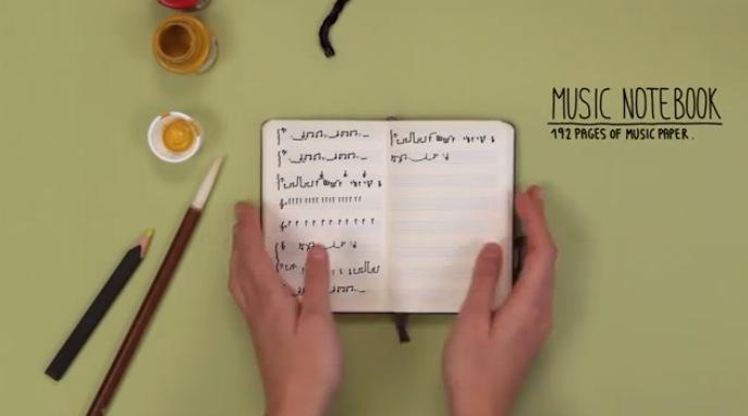 Moleskine lanza Art Plus, 25 notebooks para creativos