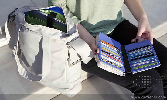 Moleskine lanza myCloud: bolsas, mochilas y carteras