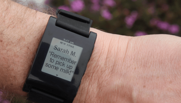 Pebble Email