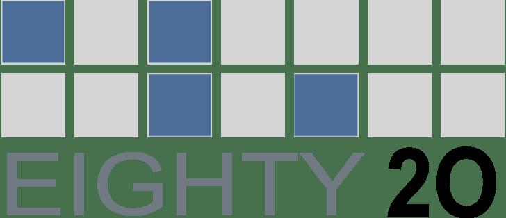 logo eighty 20