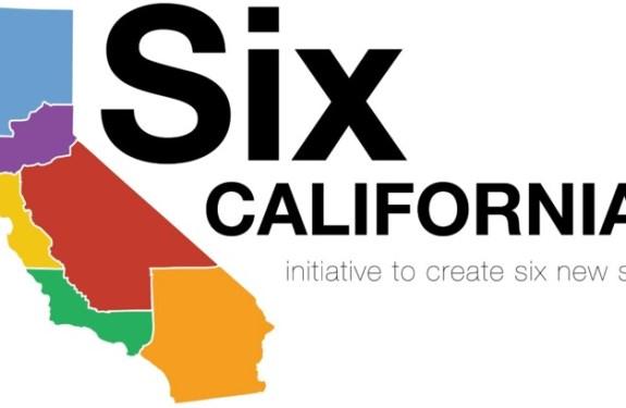 Proponen dividir California en seis estados 1