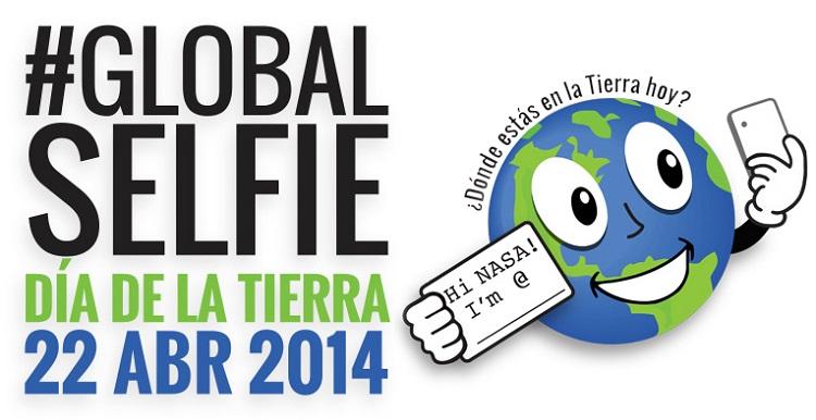 La NASA se une a la moda de los selfies para celebrar el Día de la Tierra 2