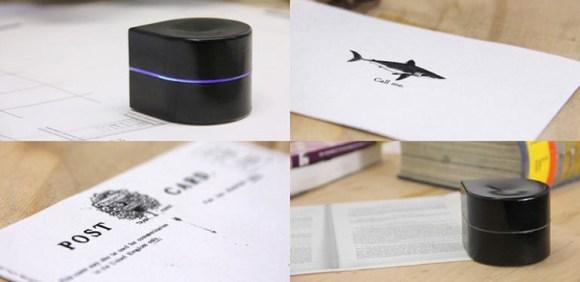 Robot Impresora