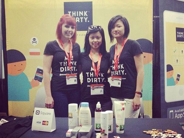 Think Dirty, una app para conocer los ingredientes de los cosméticos