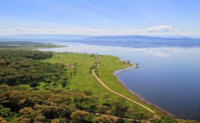 Lago Nakuru, el paraíso de las aves