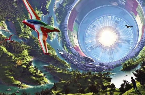 Proyecto Perséfone, un arca espacial para salvar a la humanidad