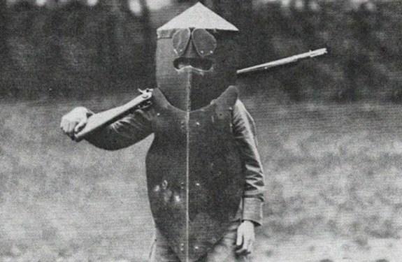 Armas medievales en la Primera Guerra Mundial 2