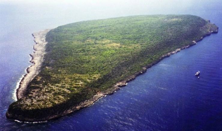 Navassa isla