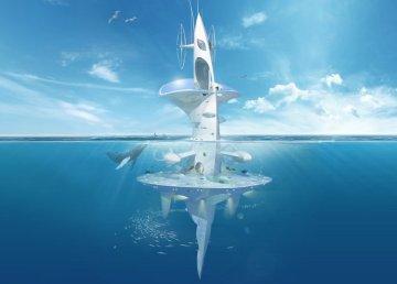 SeaOrbiter, el buque científico del futuro 2