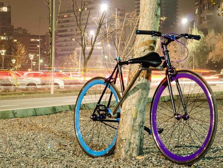 La bicicleta a prueba de ladrones
