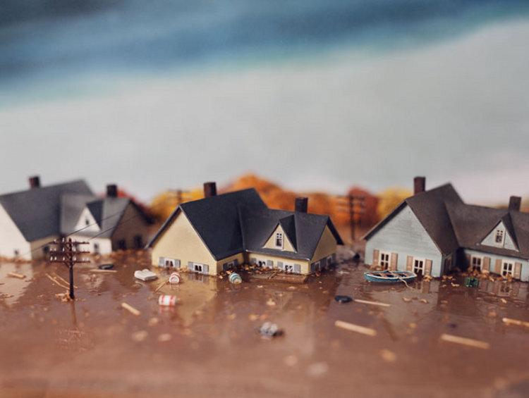 Los dioramas apocalípticos de Lori Nix 2
